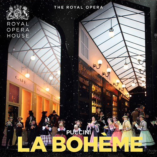 Puccini's La bohème released on blu-ray/dvd
