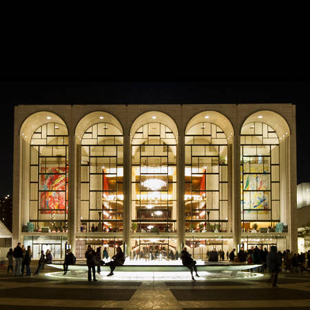 50th Anniversary  Gala - The Metropolitan Opera